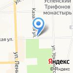 Резуник Д.В. на карте Кирова
