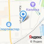 БАЛКЕР на карте Кирова