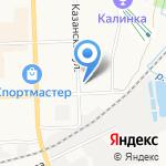 ИЦТ-Пермь на карте Кирова