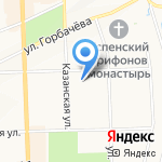 Надежда на карте Кирова