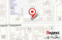 Схема проезда до компании Star в Астрахани