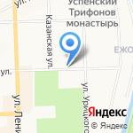 Благосостояние на карте Кирова