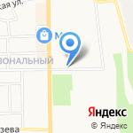 Мажор на карте Кирова