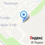 ПРИНТО на карте Кирова