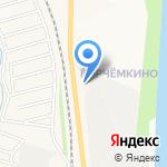Восток на карте Кирова