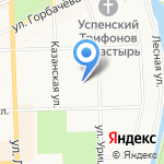 Меховая классика на карте Кирова