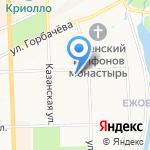 Место силы на карте Кирова