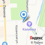 Мир холода на карте Кирова