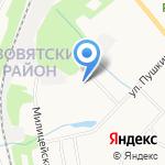 Детский сад №213 на карте Кирова