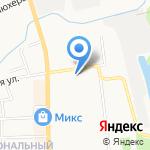 Селенадент на карте Кирова