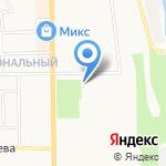 Почтовое отделение №7 на карте Кирова
