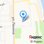 Средняя общеобразовательная школа №70 на карте Кирова