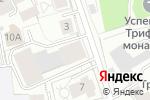 Схема проезда до компании Мойчай.ру в Кирове