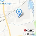ЛипаЛес на карте Кирова
