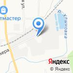 Рион на карте Кирова