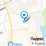 Второй арбитражный апелляционный суд на карте Кирова