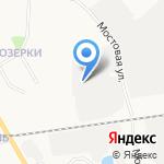ФОРЕСТА на карте Кирова