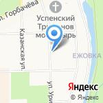 СИГМА-ПРОЕКТ на карте Кирова