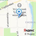Кировснабком на карте Кирова