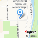 Товар-Деньги-Товар на карте Кирова