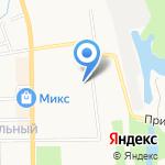 Поликлиника №9 на карте Кирова