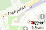 Схема проезда до компании Вятское духовное училище в Кирове