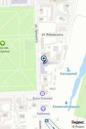 ПК РЕНТАЛЬ на карте Кирова