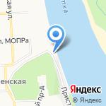 Садж-grill на карте Кирова