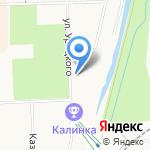 Дэплер на карте Кирова