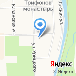 Брандмастер на карте Кирова