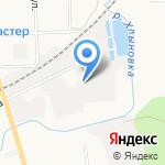 Эконива-Техника на карте Кирова