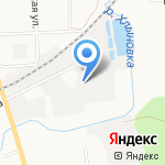 Служба заказа автобусов на карте Кирова