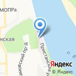 Брик на карте Кирова
