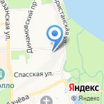 САНИЯТ на карте Кирова