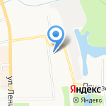 Дента Мед на карте Кирова