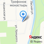 Универсал Компани плюс на карте Кирова
