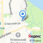 Строительная Компания Астрим-Строй на карте Кирова