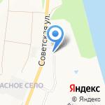 Красносельский хлеб на карте Кирова