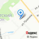 Всероссийское общество инвалидов на карте Кирова