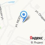 Уголовно-исполнительная инспекция на карте Кирова