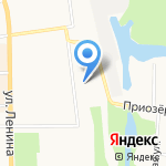 Стоматология 21 века на карте Кирова