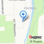 Тайфун на карте Кирова
