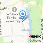 Поломское Сельскохозяйственное предприятие на карте Кирова