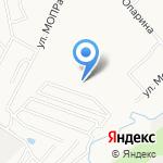 Детский сад №223 на карте Кирова