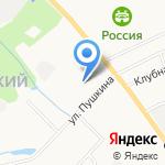 Светлана на карте Кирова