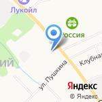 Сеть аптек на карте Кирова