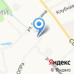 Звениговский мясокомбинат на карте Кирова