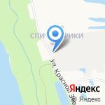 Феникс на карте Кирова