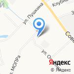 Веснушка на карте Кирова