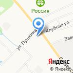 Star-Dance на карте Кирова